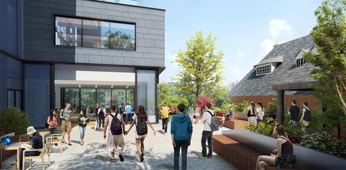 Goldman School - Upper Hearst Project | Capital Strategies