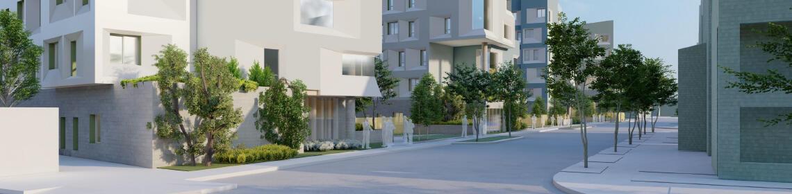 Albany Village Graduate Student Apartments